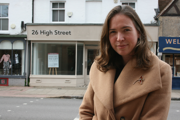 Anna in the High Street